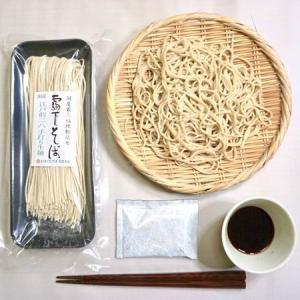 霧下そば【手打ち 冷凍生麺】江戸前二八蕎麦 6人前|kirisita|03