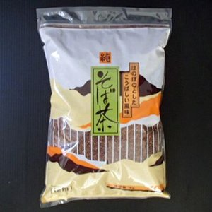 日穀製粉 そば茶 徳用1kg|kirisita