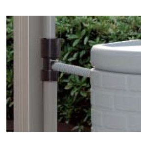 YKKAP 雨水タンク用たて樋セット『カーポートオプション』|kiro