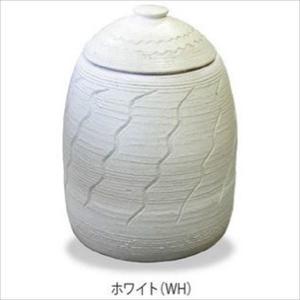 ニッコー コンポスト ナチュラルタイプ どんぐり(32L) 『ニッコーエクステリア』 ホワイト(WH)|kiro