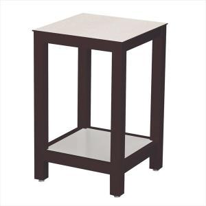 オンリーワン ガーデンテーブル S ブラウン 人工大理石 GM3-TZ2L-C 『ガーデン 流し台』|kiro