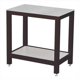 オンリーワン ガーデンテーブル L ブラウン 人工大理石 GM3-TZ2L-C 『ガーデン 流し台』|kiro
