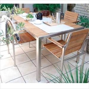 タカショー ライズ テーブルチェアー5点セット 『ガーデンチェア ガーデンテーブル セット』 kiro