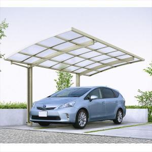 送料無料【YKKAP】車を雨風から守るカーポート。日本製の安心品質