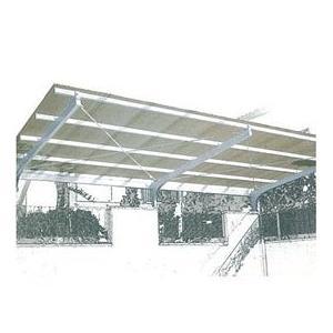 三菱ケミカル ポリカーボネート波板 ヒシ波ポリカ 5尺 10枚入り 『カーポート・テラスの屋根の修理...