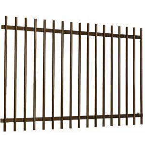 YKKAP たて面格子LA (壁付タイプ) 幅1820mm×高さ800mm LA-N-16507  『取付金具は別売』|kiro