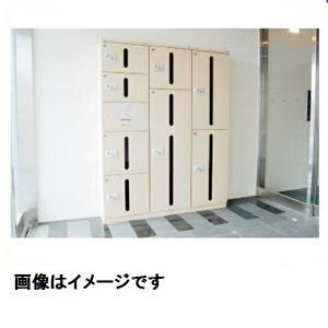 送料無料【神栄ホームクリエイト】誰にでも簡単に使用できる、集合住宅用宅配ボックスです
