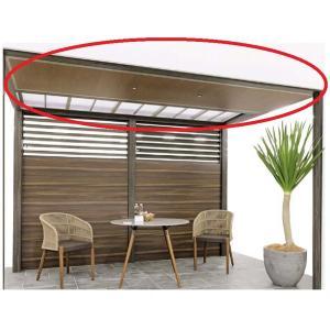 タカショー ホームヤードルーフシステム オプション 内天井 屋根シングル仕様 間口1300×奥行2000(mm)用 本体同時購入価格 受注生産品|kiro