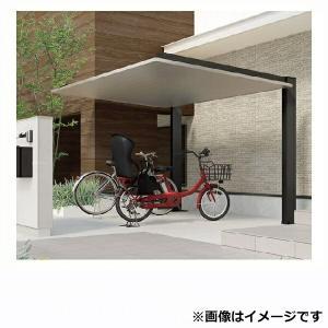 リクシル カーポート SC ミニ 基本 21-29型 標準柱(H19) 『LIXIL』『自転車置場サイクルポート自転車屋根』|kiro