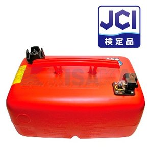 【JCI検定品】MERCURY ガソリンタンク 25L(6.6ガロン) クイックコネクタ式 ゲージ付 【あすつく対応】 1200-8M0083451|kisaka-direct
