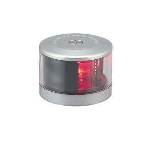 LED航海灯 【第二種舷灯・赤 ポートライト 伊吹製】 405263 【あすつく対応】|kisaka-direct