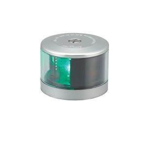 LED航海灯 【第二種舷灯・緑 スターボードライト 伊吹製】 405264 【あすつく対応】|kisaka-direct