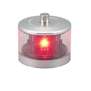 LED航海灯 【第二種紅灯・シグナルライト 伊吹製】 405268 【あすつく対応】|kisaka-direct
