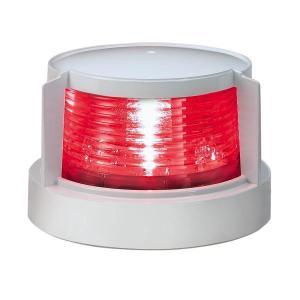 第二種舷灯(赤)・ポートライト 【LED 小糸製】 405542 【あすつく対応】|kisaka-direct