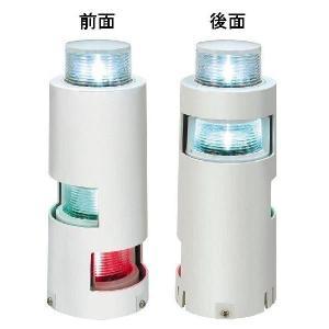 第二種三色灯及び白灯 【LED 小糸製】 405549 【あすつく対応】|kisaka-direct