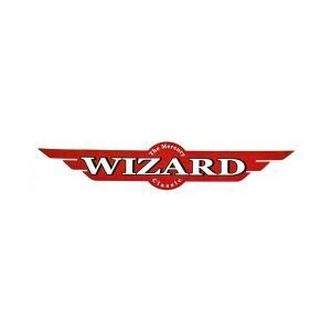 ウィザード デカル 125mm×600mm WIZARD 67-811714 【あすつく対応】|kisaka-direct