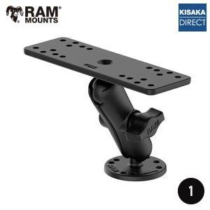 ラムマウント RAMマウント RAM-B-111U RAMマウントセット ユニバーサルトップ 1イン...