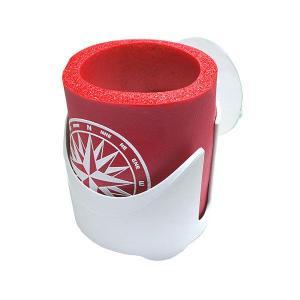 ドリンクホルダー 吸盤式 マグカップ可 缶クーラー付 attwood