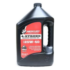 4ストローク/ 25W-40 エンジンオイル(鉱物油) 3.78L 1本単位 92-8M0078628 【あすつく対応】|kisaka-direct