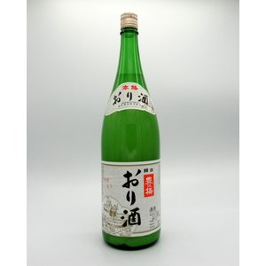 日本酒 豊能梅 おり酒 1800ml 高木酒造 高知県 にごり酒 ポイント消化