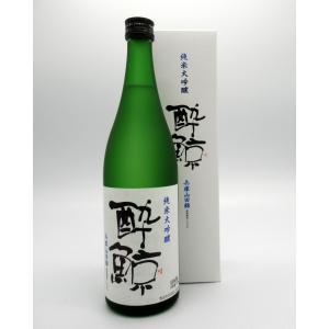 酔鯨らしい味わいと香りのバランスに優れた仕上がりを目指しました。山田錦と熊本酵母の組み合わせが芳醇な...