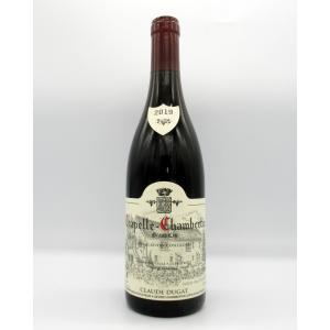 赤ワイン シャペル・シャンベルタン グラン・クリュ 2018 クロード・デュガ 750ml ブルゴーニュ |kisaki-syuka