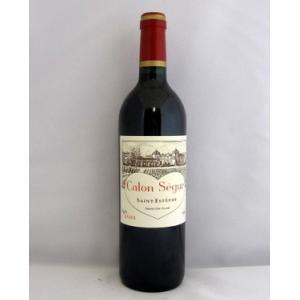 ギフト 赤ワイン シャトー・カロン・セギュール  2009 750ml フランス ボルドー 3級 グ...