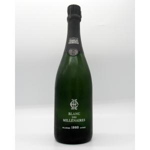 シャンパーニュ シャルル・エドシック 1995 ブラン・デ・ミレネール 750ml 白ワイン 家飲み  kisaki-syuka