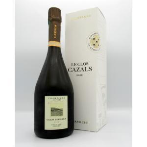 シャンパーニュ クロード・カザル 2010 クロ・カザル グラン・クリュ 750ml 白ワイン 家飲み おうち 死ぬ前に飲むべき1001のワイン kisaki-syuka