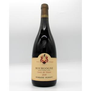赤ワイン ドメーヌ・ポンソ 2018 ブルゴーニュ ルージュ キュヴェ デュ パンソン 750ml フランス ブルゴーニュ 家飲み kisaki-syuka