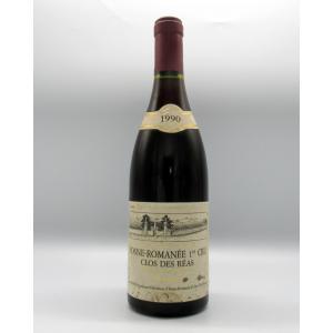 赤ワイン ジャン・グロ 1974 ヴォーヌ・ロマネ・プルミエ・クリュ・ クロ・デ・レア 750ml ブルゴーニュ エチケット要確認 kisaki-syuka