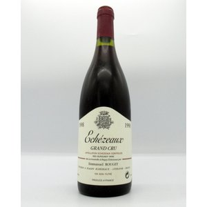 赤ワイン エマニュエル・ルジェ 1998 エシェゾー グラン・クリュ 750ml ブルゴーニュ フランス アンリ・ジェイエ kisaki-syuka