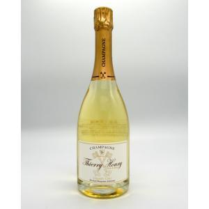 シャンパーニュ ティエリー・ウリー NV ブラン・ド・ブラン グランクリュ 750ml 白ワイン 家飲み おうち kisaki-syuka