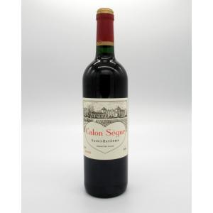 赤ワイン シャトー・カロン・セギュール  2008 750ml フランス ボルドー 3級 贈り物 ポ...