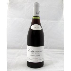 赤ワイン エシェゾー グラン・クリュ メゾン・ルロワ 1969 750ml ブルゴーニュ DRC A...
