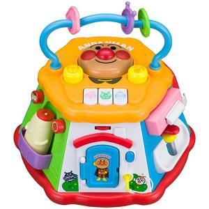 アンパンマン おおきなよくばりボックス(税別¥5235×1個)《 アンパンマン おもちゃ 知育玩具 ...
