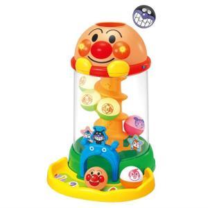 アンパンマン にぎって!おとして!光るくるコロタワー(税別¥3735×1個)《 アンパンマン おもち...