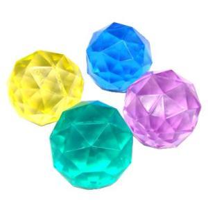 ■商品名:スーパーボール ダイヤモンド 小 32mm 50個入 ■1袋:50入  ■直径:32mm ...