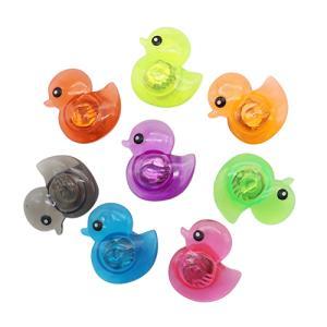 商品名:アヒル お風呂 おもちゃ ピカピカアヒル 48個入り 本体サイズ:H37xW35×D15