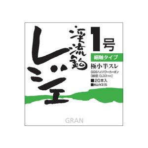 モーリス(MORRIS) GRAN 渓流鈎 レジェ ブラウン 1号 kishinami