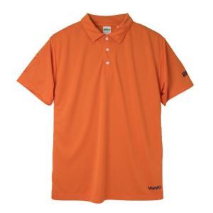 モーリス(MORRIS) VARIVAS ドライシルキーポロシャツ VAT-36 オレンジ LL|kishinami