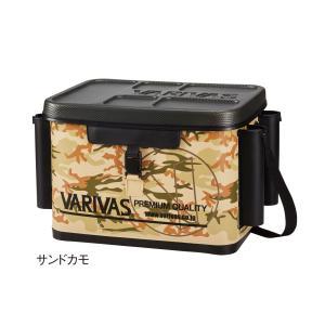 モーリス(MORRIS) VARIVAS タックルバッグ 40cm (ロッドスタンド付き) VABA-39 サンドカモ kishinami