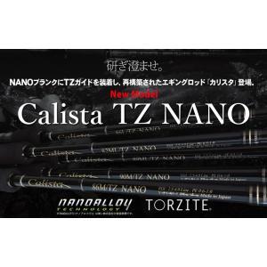 ヤマガブランクス(YAMAGA Blanks) Calista(カリスタ) 86L/TZ NANO|kishinami