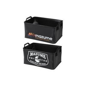マズメ(mazume) MZBK-308 mazume ウエイディングカーゴII ブラック|kishinami