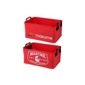 マズメ(mazume) MZBK-308 mazume ウエイディングカーゴII レッド|kishinami