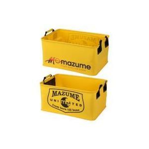 マズメ(mazume) MZBK-308 mazume ウエイディングカーゴII イエロー|kishinami