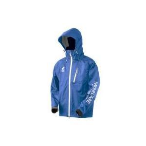 マズメ(mazume) MZXRJ-040 mazume MZX レインジャケット ブルー 3L|kishinami
