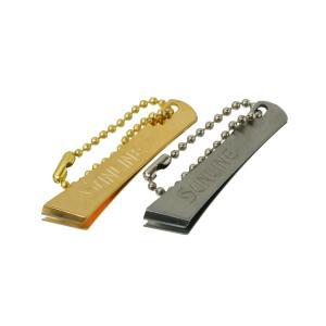 サンライン(SUNLINE) サンライン・ラインカッター ナナメ刃 SAP-1020 ゴールド|kishinami