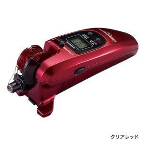 シマノ(shimano) レイクマスター CT-T クリアレッド kishinami