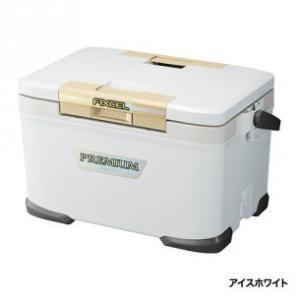 シマノ(shimano) 6面真空 クーラー ZF-030N フィクセル プレミアム 300 アイスホワイト|kishinami